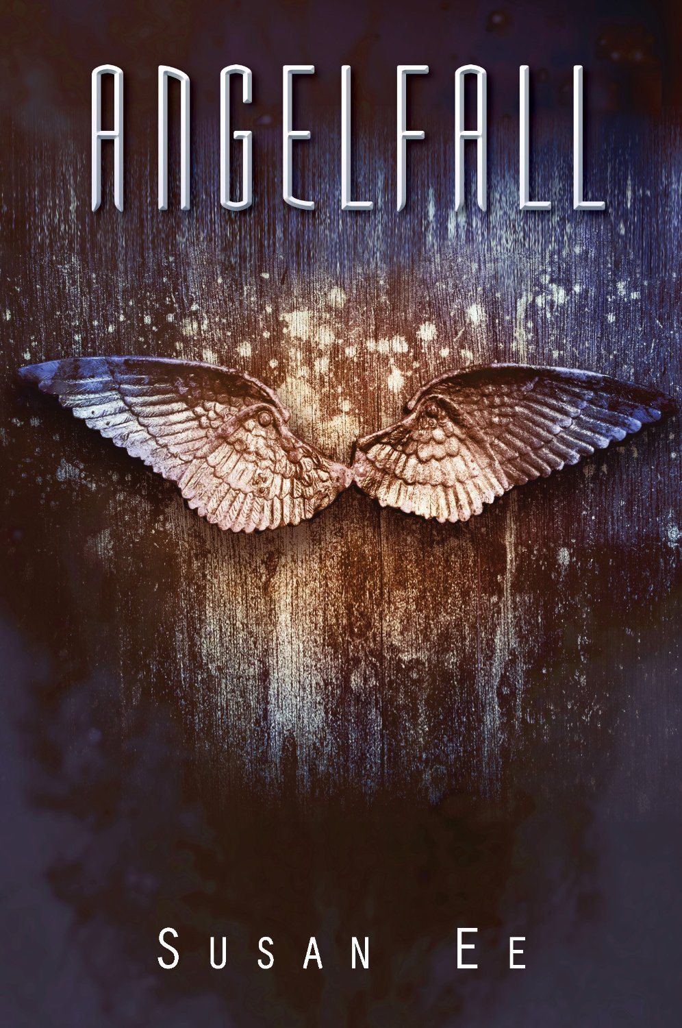 Image result for angelfall book cover