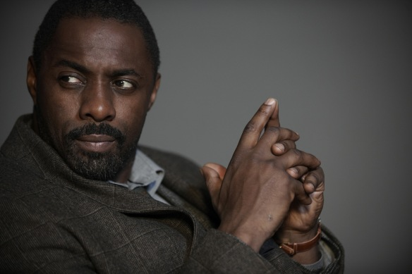 I really just wanted an excuse to post a photo of idris Elba.