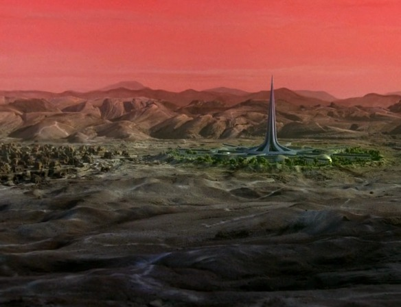 Welcome to Farpoint on Matte Painting IV!